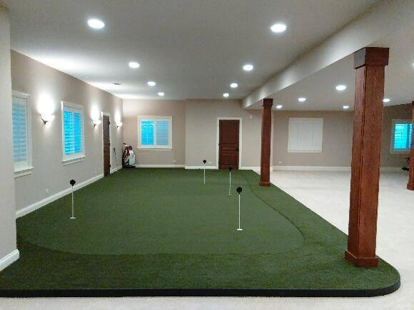 World Class Synthetic Turf Putting Greens